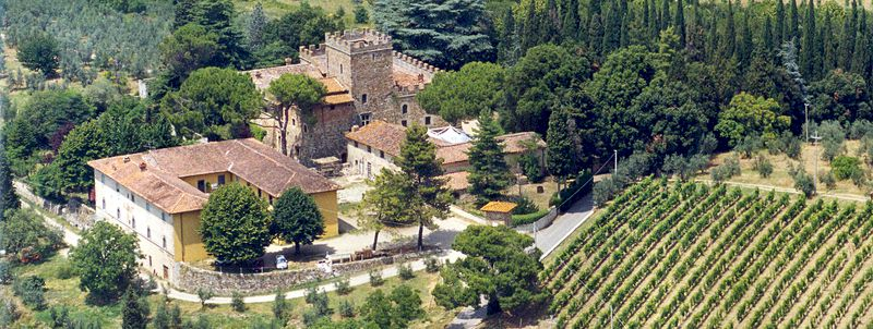 Castello il Palagio at Mercatale